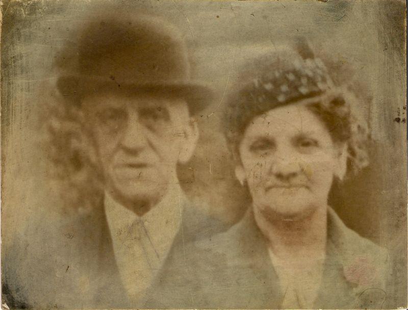 Fred and Lavinia Original