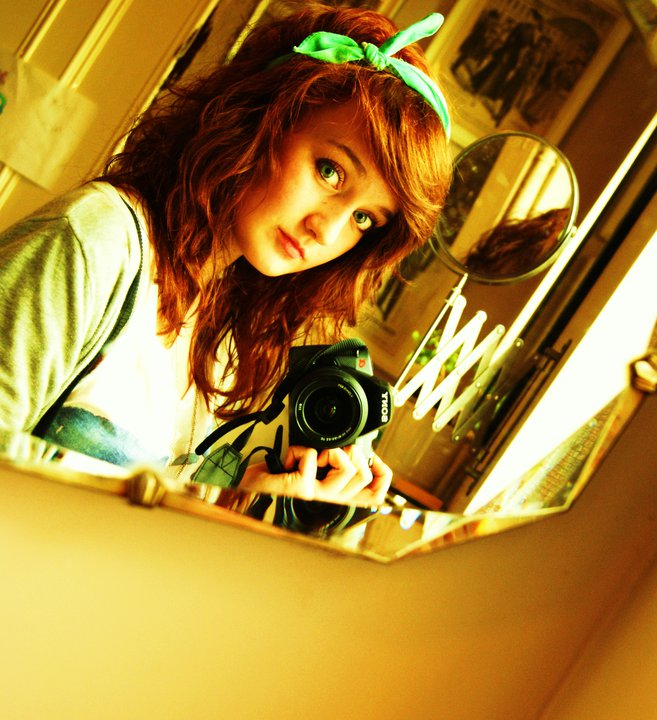 Lily redhead