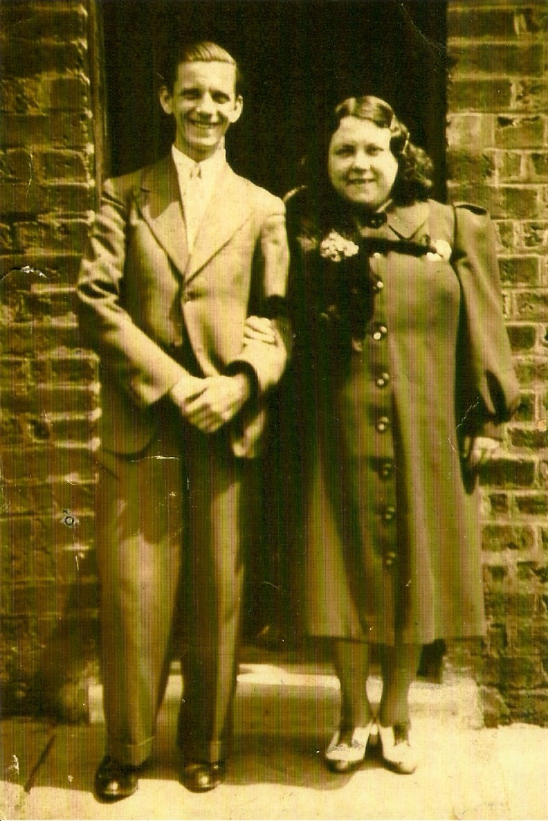 Fred and Joyce